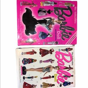 Vintage Barbie Doll Collectible books